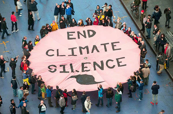 The Climate Silence…and What You Can Do About it