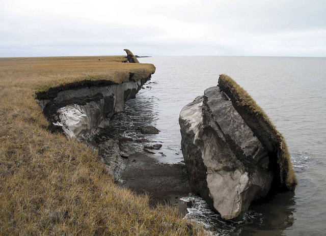 Permafrost: The Arctic's Ticking Time Bomb