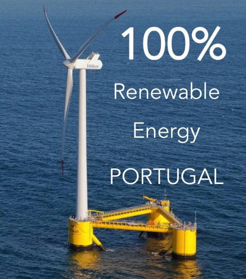 Portugal's Renewable Energy Feats: An Example of What's Possible for the World