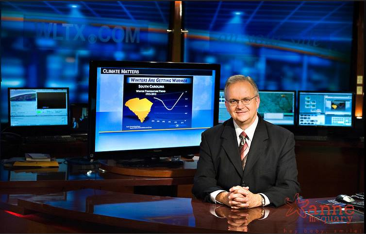 Jim Gandy: South Carolina's Weatherman Leads on Climate Change