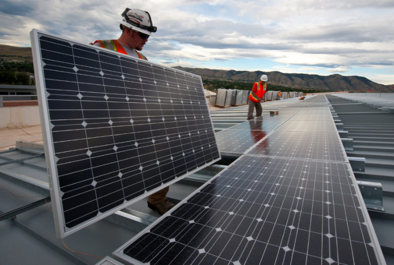 Clean Energy Job Growth is Taking Off