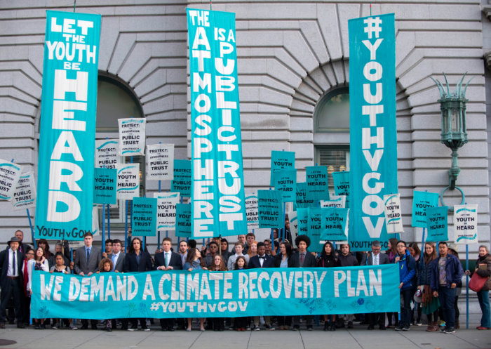 Juliana v. US: 21 Kids Take US Government to Court on Climate Change