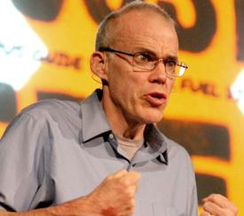 Bill McKibben - sustainability leader