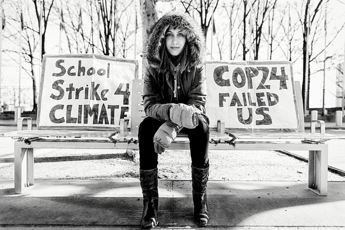 US School Strikes for Climate Set to Take Off with Help from Youth Leader
