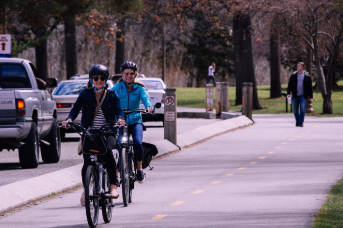 Use That Bike! Enormous Health and Sustainability Benefits