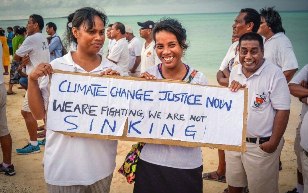 Kiribati: 118,000 People on the Frontline of Climate Change and Mike Roman's Mission to Help