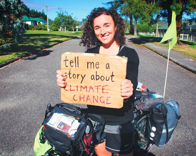 Devi Lockwood: Telling the Climate Stories of People Around the World