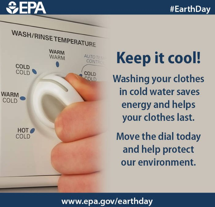 Wash Clothes in Cold Water for Your Wallet, Your Clothes, and Your Planet!